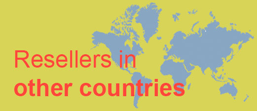 Link to resellers in other countries than Denmark