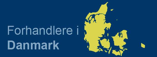 Forhandlere i Danmark